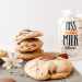 Photograph of Brown Butter Chocolate Chip Walnut Cookies with Spelt